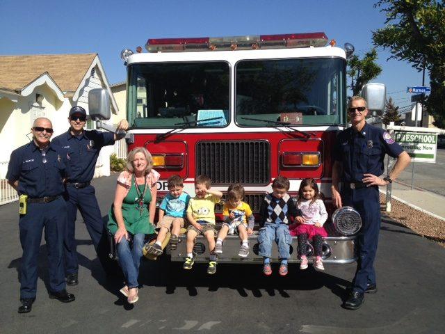 preschool community helper - fire (4)