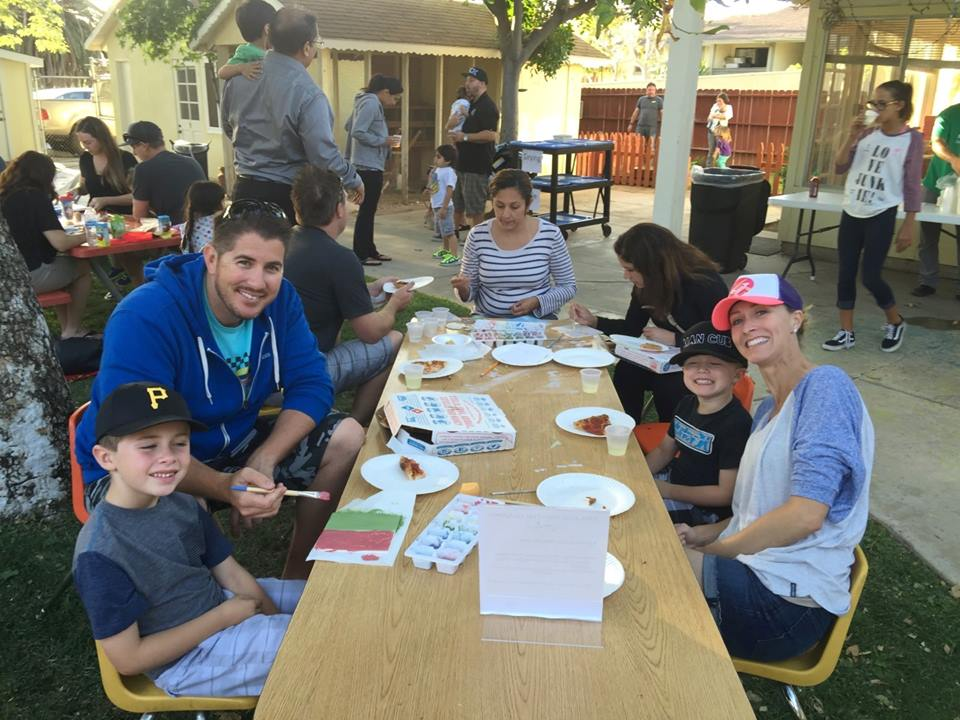 family tile making night at CV preschool (3)