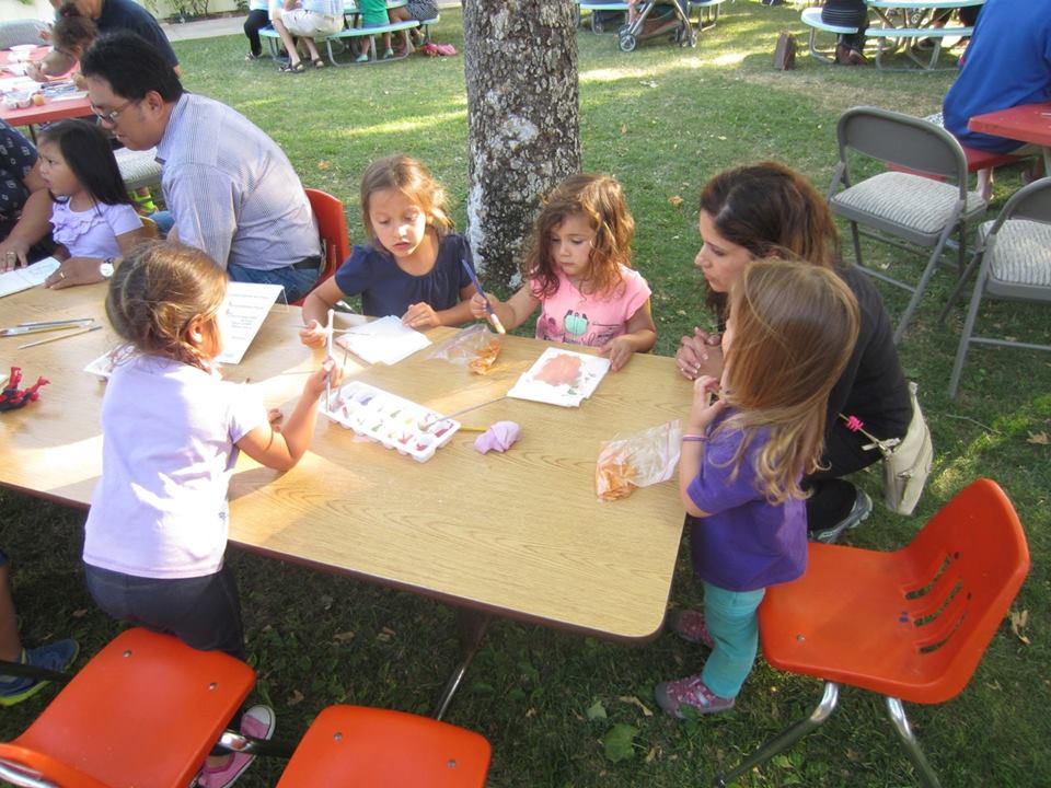 family tile making night at CV preschool (5)
