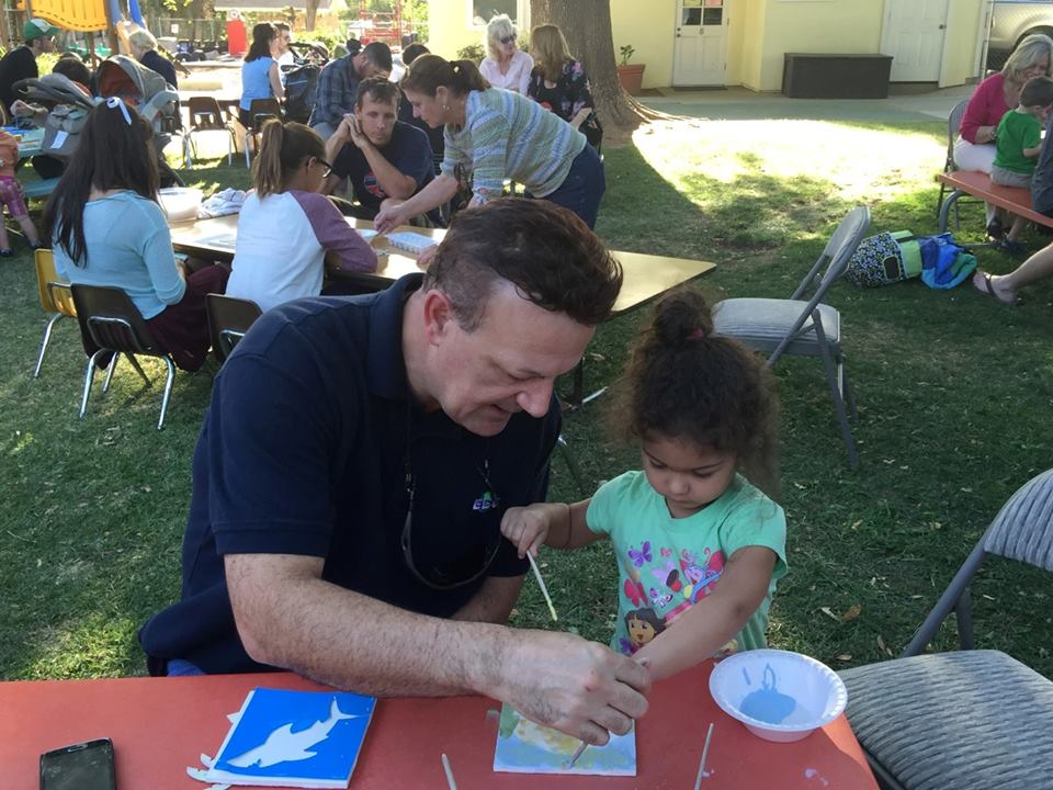 family tile making night at CV preschool (6)