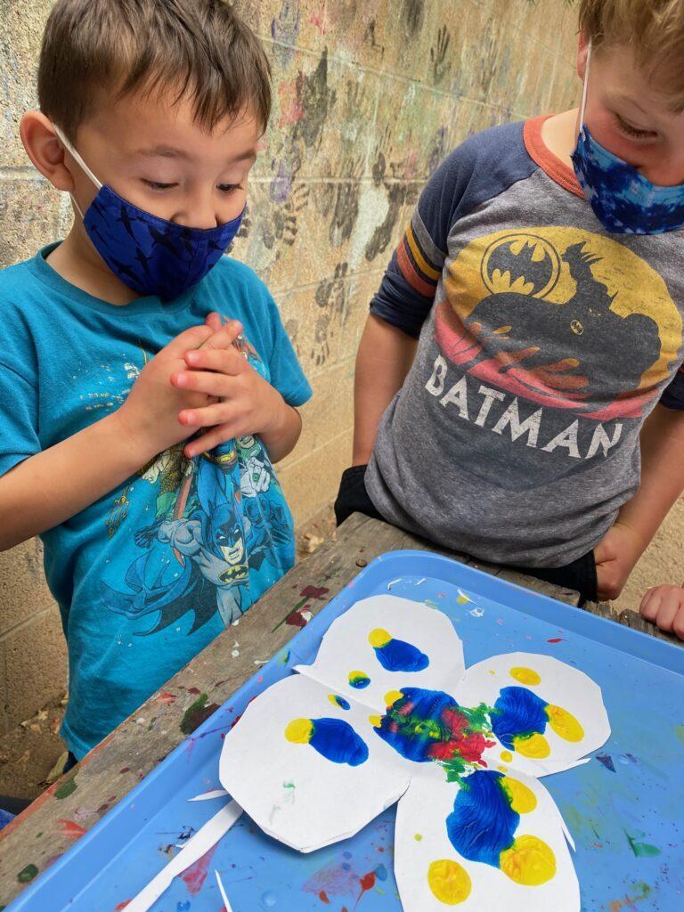 Preschool Earth Day Art