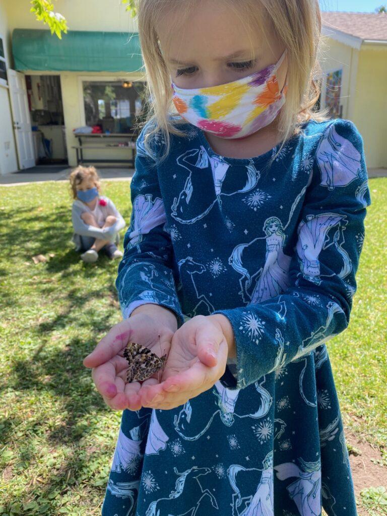 Orange, CA preschool Earth Day