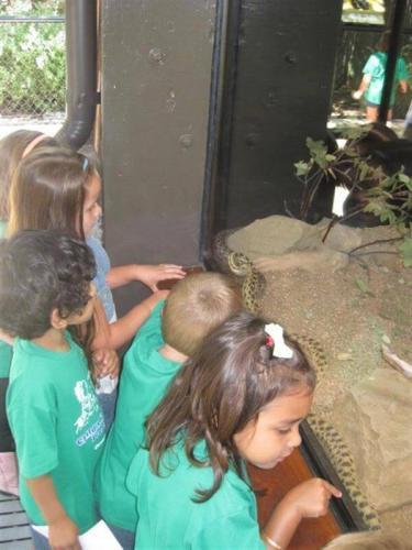childrens village of orange preschool at irvine park field trip (2)
