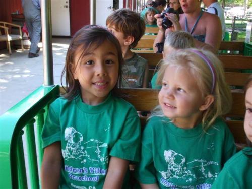 childrens village of orange preschool at irvine park field trip (6)